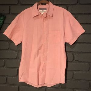 Old Navy Slim Fit Button Down Shirt Large